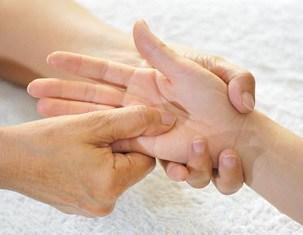 Titik Refleksi Tangan