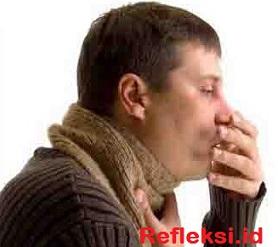 Mengobati batuk dengan pijat refleksi