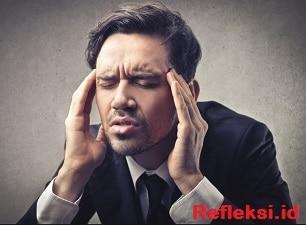 Refleksi sakit Kepala