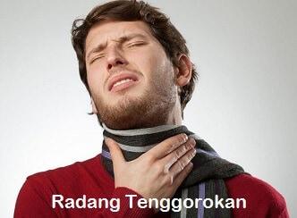 Terapi Sakit Tenggorokan