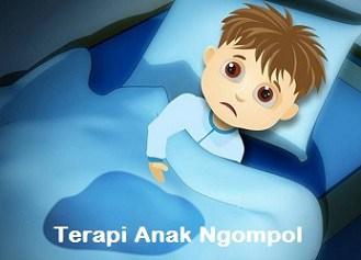 Terapi ngompol pada anak