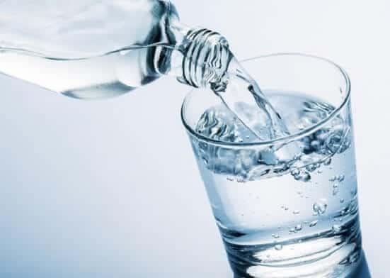 Cukup minum air putih