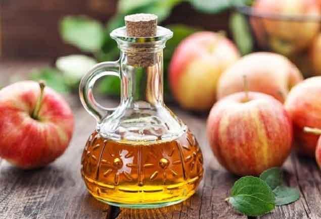 Cuka apel untuk ambeien