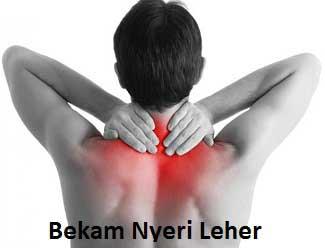 Pengobatan nyeri leher dengan terapi bekam