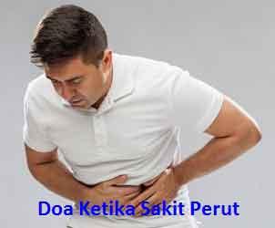 Doa sakit perut